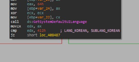 한국어로 된 시스템만 집중공격 변종 '매그니베르' 랜섬웨어